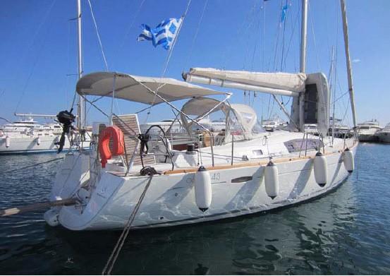 Oceanis 43 (Cote D'azur)  - 4
