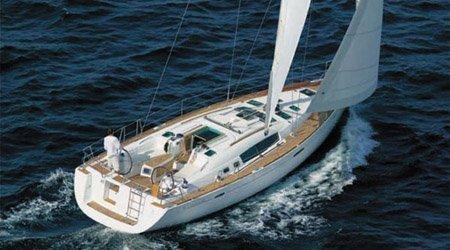 Oceanis 45 (Vencera)  - 1