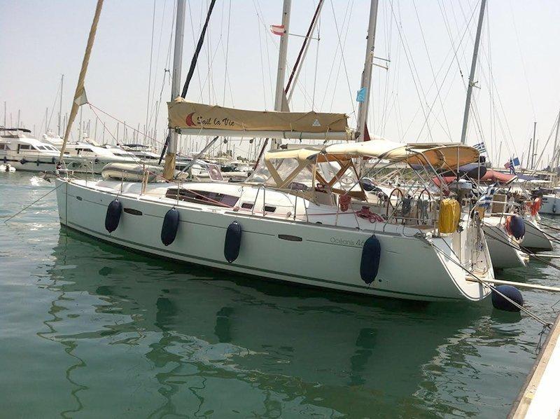 Oceanis 46 (Sail la vie)  - 0
