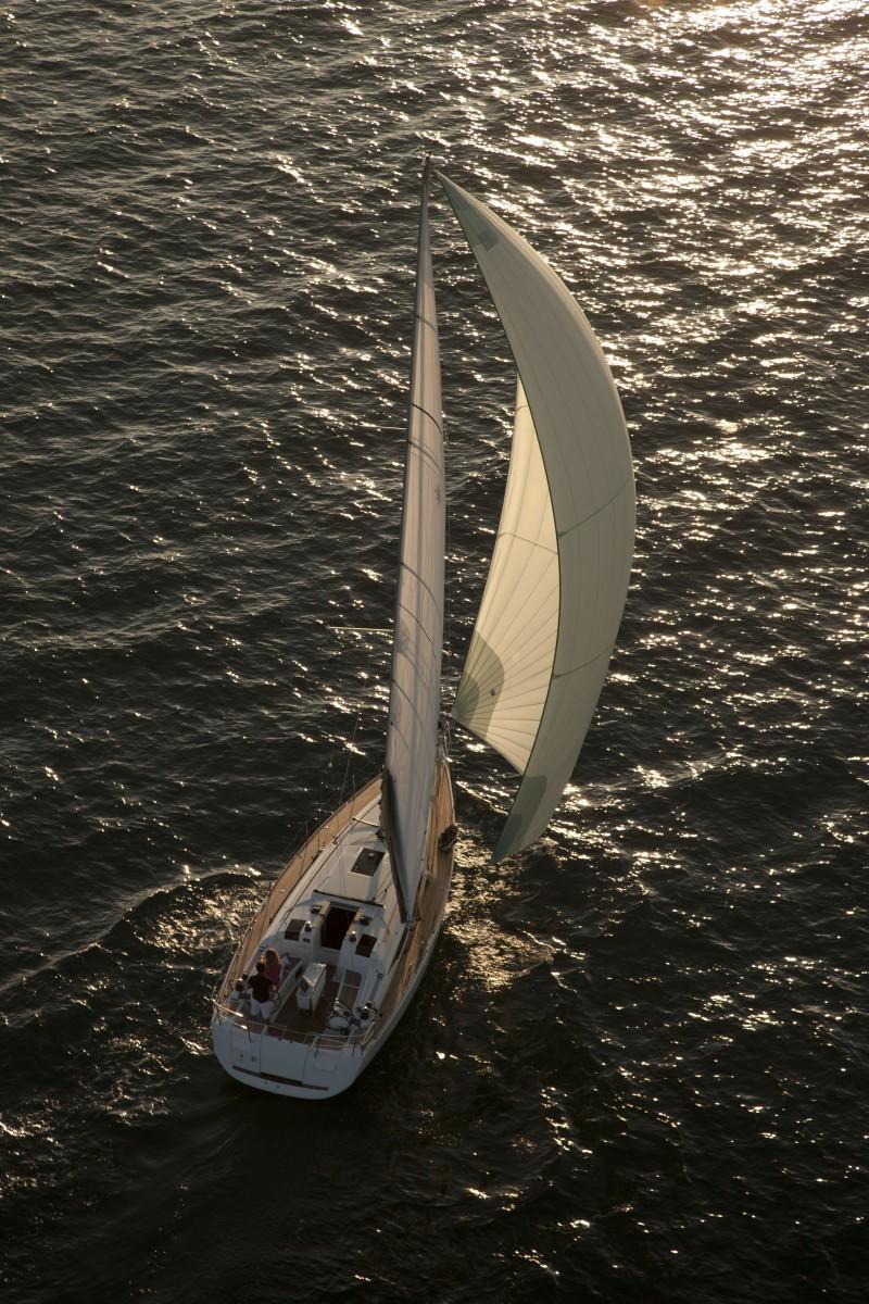 Sun Odyssey 409 (KAMET)  - 1