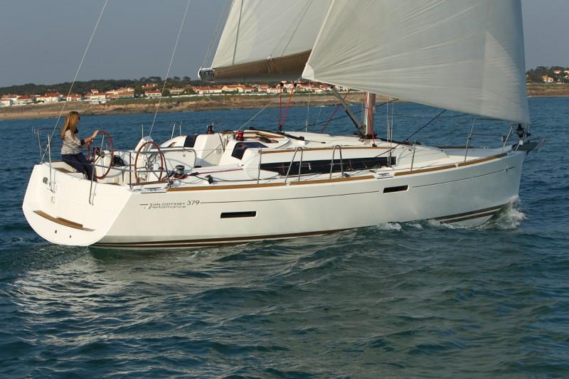 Sun Odyssey 379 (PARVATA)  - 0