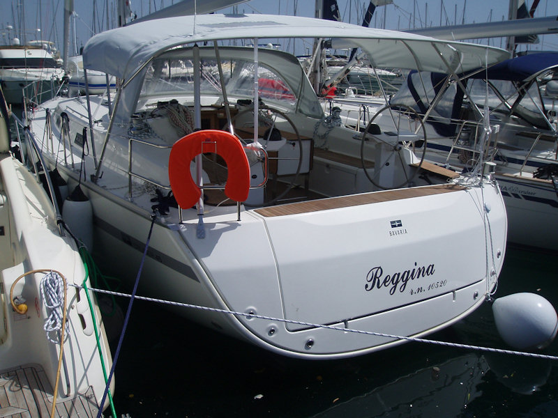 Bavaria Cruiser 45 (Reggina)  - 0