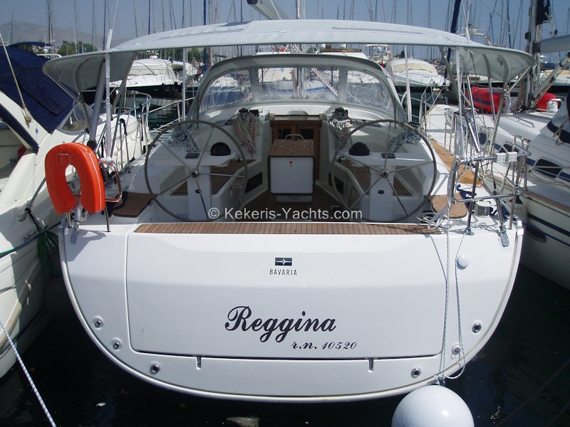 Bavaria Cruiser 45 (Reggina)  - 1