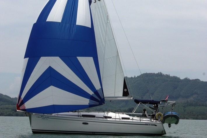 Bavaria 34 Cruiser (Little Eva)  - 1