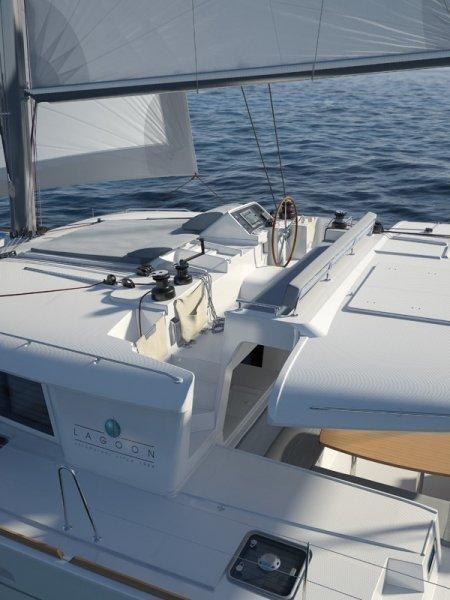 Lagoon 450 F (Lalouche)  - 0