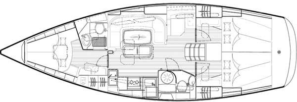 Bavaria 40 Cruiser (Fenix I)  - 6