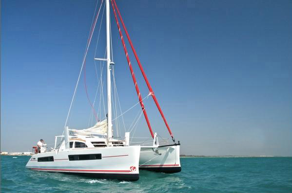 Catana 47 CI with watermaker & A/C - PLUS (CHAPPE)  - 0