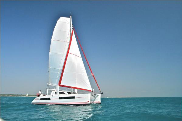 Catana 47 CI with watermaker & A/C - PLUS (CHAPPE)  - 1