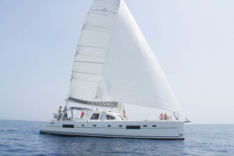 Catana 55 CI with watermaker & A/C - PLUS (CURIE)  - 0