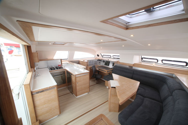 Catana 55 CI with watermaker & A/C - PLUS (CURIE)  - 1