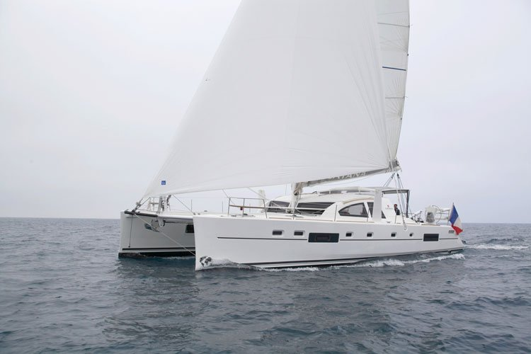 Catana 55 CI with watermaker & A/C - PLUS (CURIE)  - 6