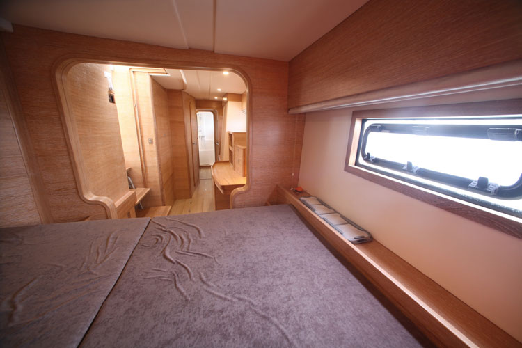 Catana 55 CI with watermaker & A/C - PLUS (CURIE)  - 4
