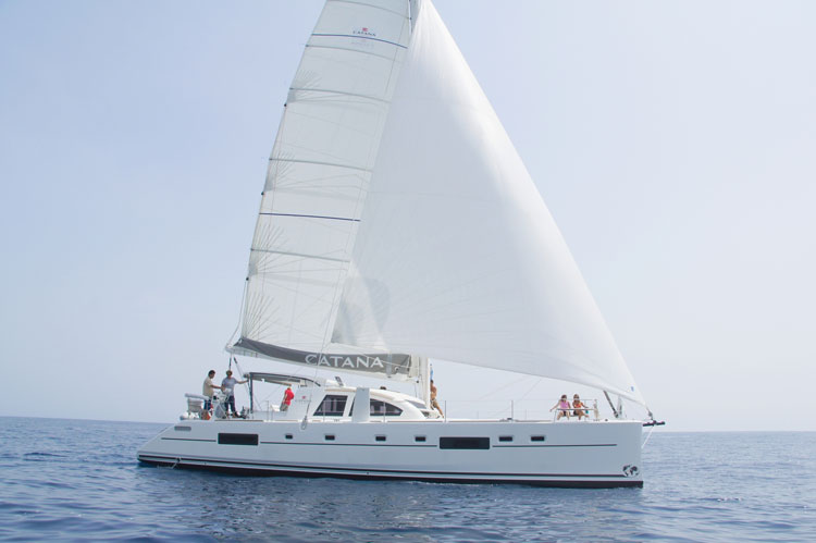 Catana 55 CI with watermaker & A/C - PLUS (NEWTON)  - 0