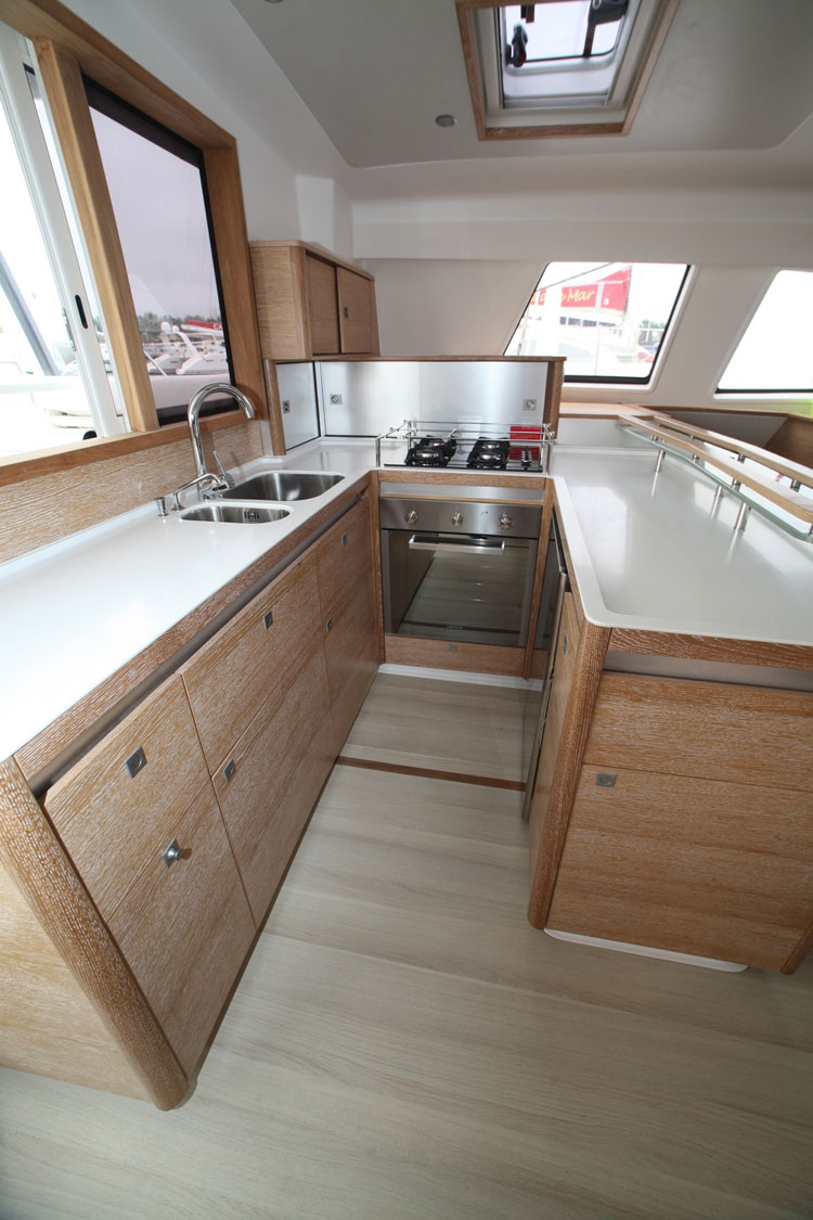 Catana 55 CI with watermaker & A/C - PLUS (NEWTON)  - 2