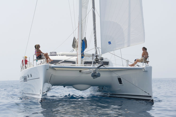 Catana 55 CI with watermaker & A/C - PLUS (NEWTON)  - 8
