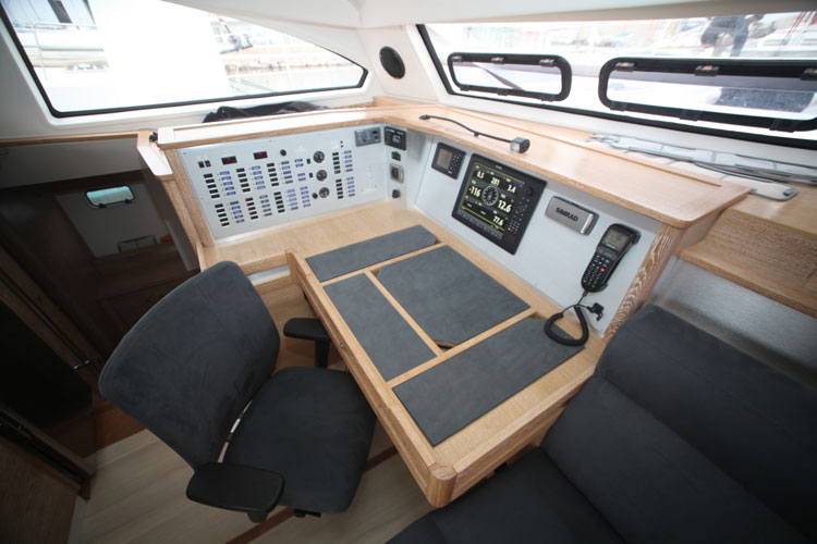 Catana 55 CI with watermaker & A/C - PLUS (NEWTON)  - 3