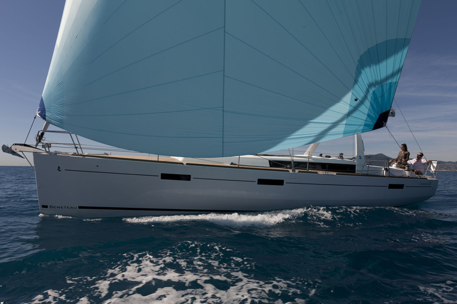 Oceanis 45 (NESKA II)  - 0