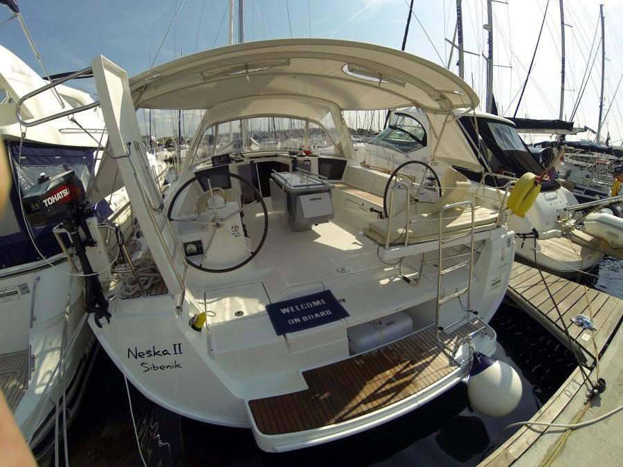 Oceanis 45 (NESKA II)  - 1