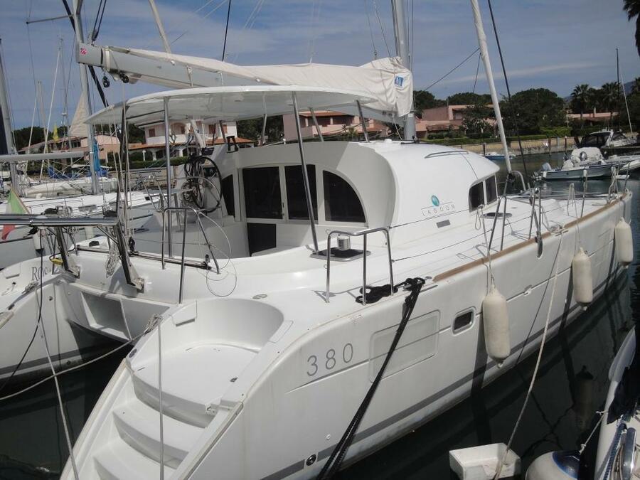 Lagoon 380 (Rosalba)  - 0