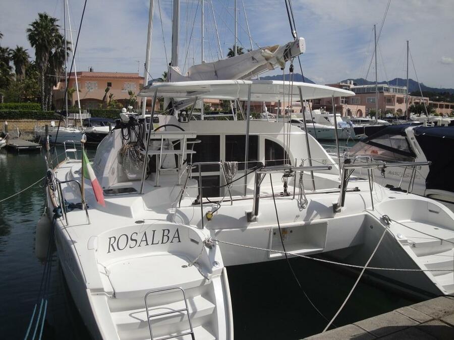 Lagoon 380 (Rosalba)  - 1