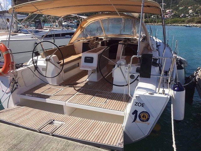 Dufour 410 Grand Large (Zoe)  - 17