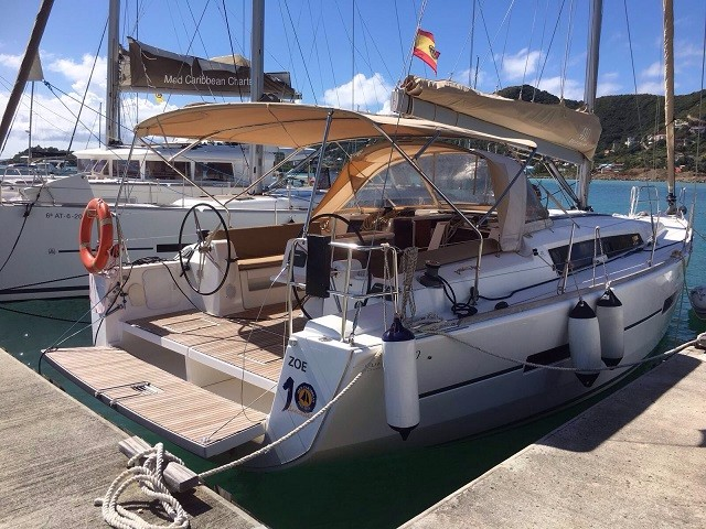 Dufour 410 Grand Large (Zoe)  - 15