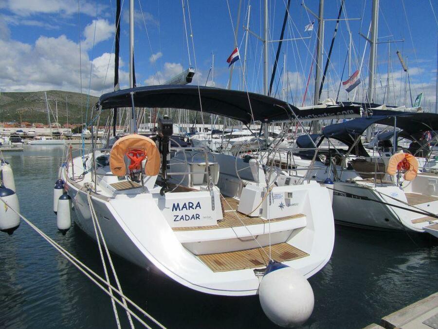 Sun Odyssey 49 (Mara)  - 3