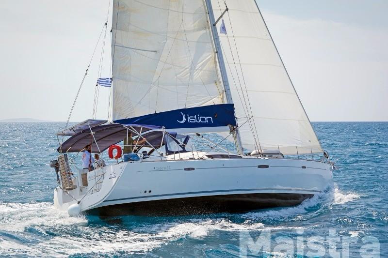 Oceanis 54 AC & GEN (MAISTRA)  - 14