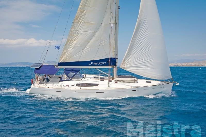 Oceanis 54 AC & GEN (MAISTRA)  - 13