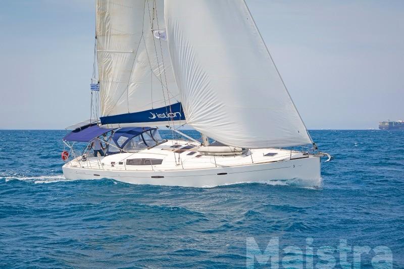 Oceanis 54 AC & GEN (MAISTRA)  - 12