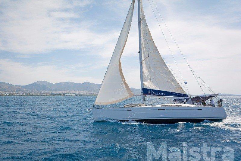 Oceanis 54 AC & GEN (MAISTRA)  - 15