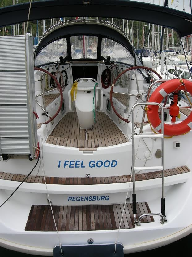 Sun Odyssey 39i (I feel good)  - 6