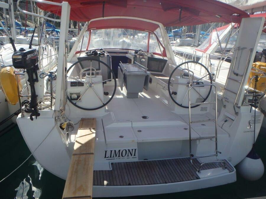 Oceanis 41 (Limoni)  - 16