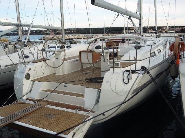 Bavaria 50 Cruiser (Pomerol)  - 0