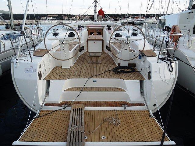 Bavaria 50 Cruiser (Pomerol)  - 1