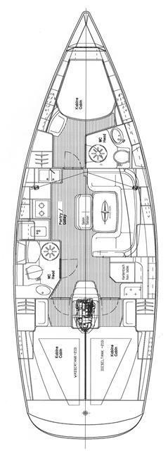 Bavaria 39 Cruiser (Vugava)  - 10