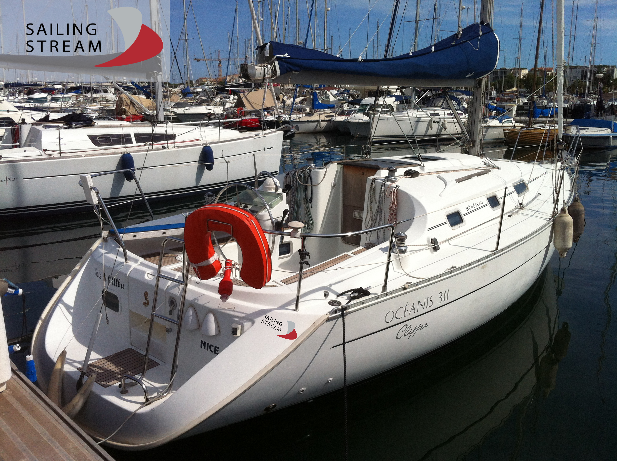 Oceanis 311 Clipper (SOLE DI L ALBA)  - 0