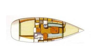 Oceanis 311 Clipper (SOLE DI L ALBA)  - 2