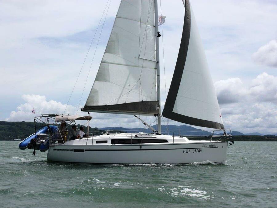 Bavaria 33 Cruiser (Fei Jian)  - 10