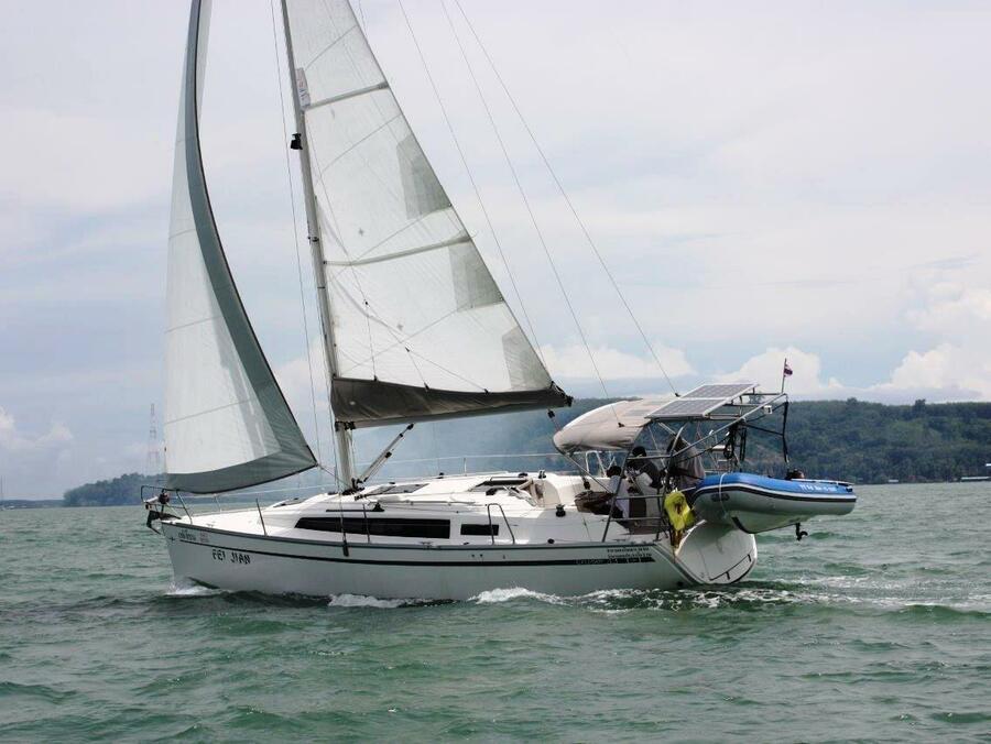 Bavaria 33 Cruiser (Fei Jian)  - 11