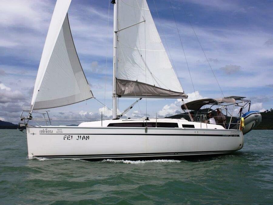 Bavaria 33 Cruiser (Fei Jian)  - 0
