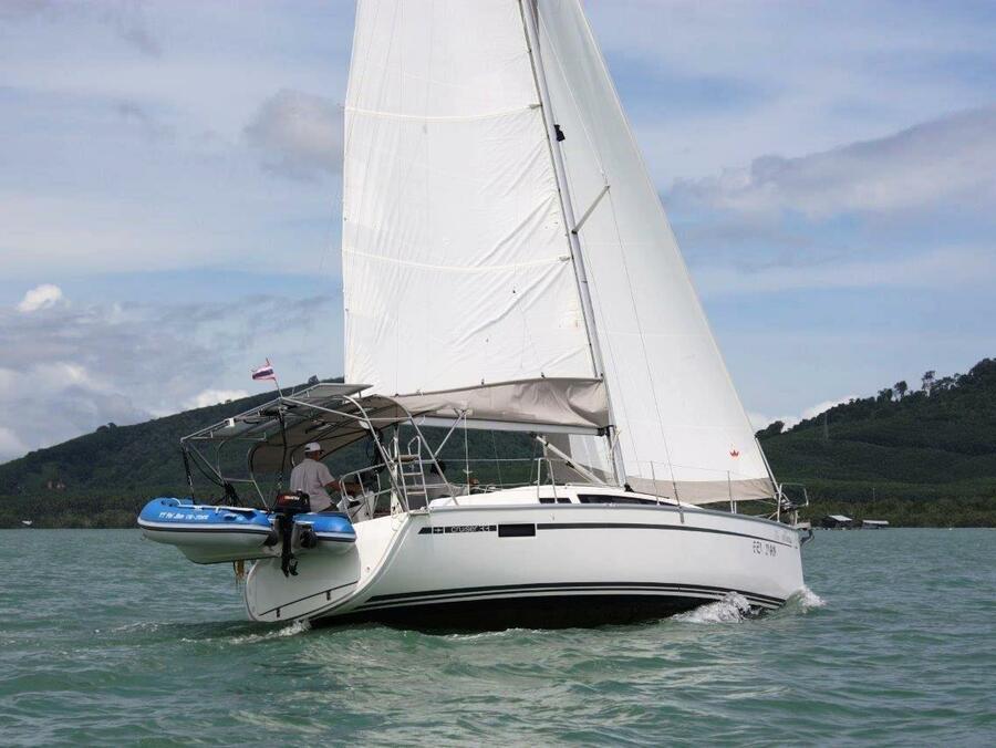 Bavaria 33 Cruiser (Fei Jian)  - 12