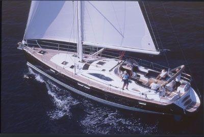 Sun Odyssey 54 DS (Sanja)  - 0