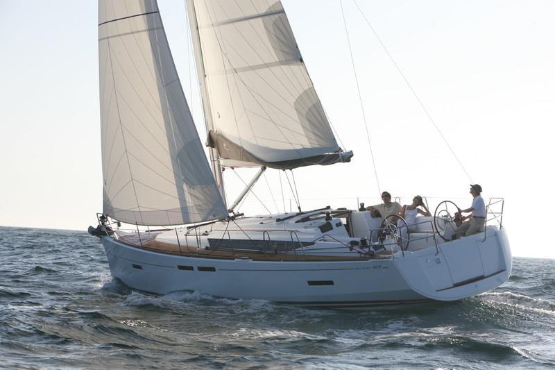 Sun Odyssey 409 (FRONSAC)  - 1