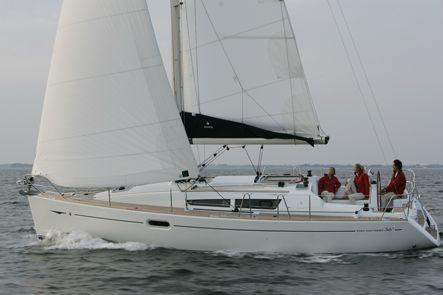 Sun Odyssey 36i (Schnecke)  - 8