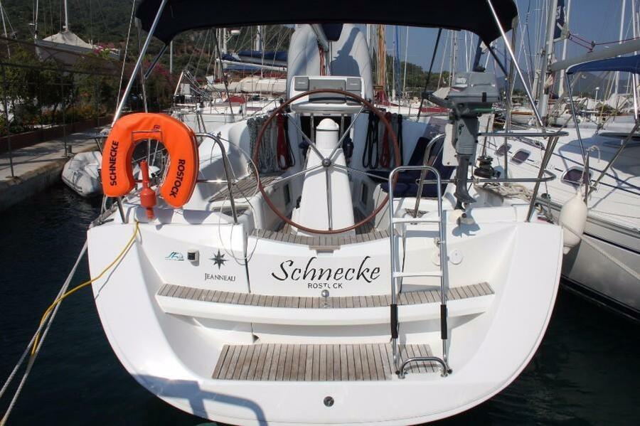 Sun Odyssey 36i (Schnecke)  - 12