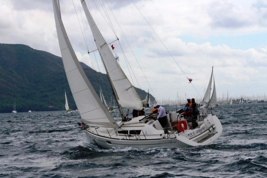 Sun Odyssey 36i (Schnecke)  - 4