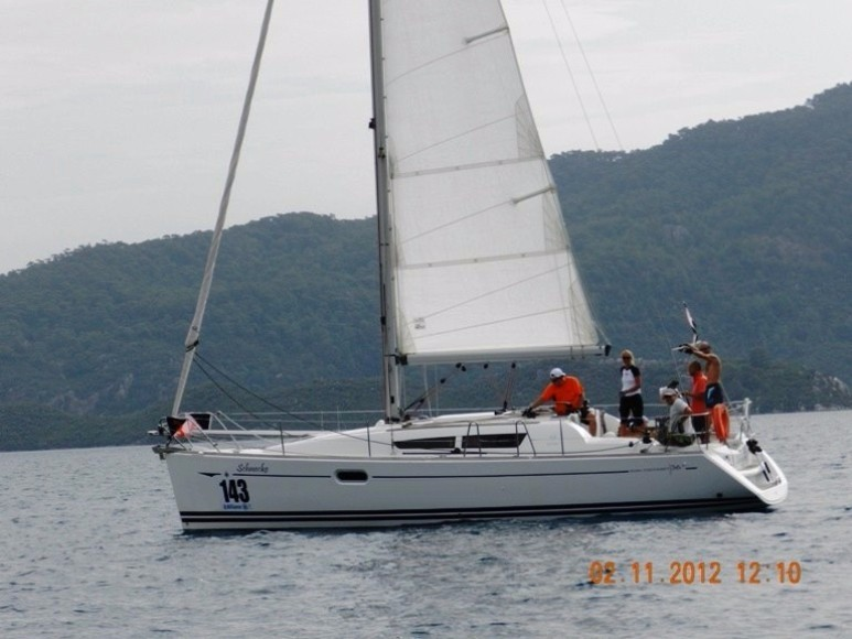 Sun Odyssey 36i (Schnecke)  - 0