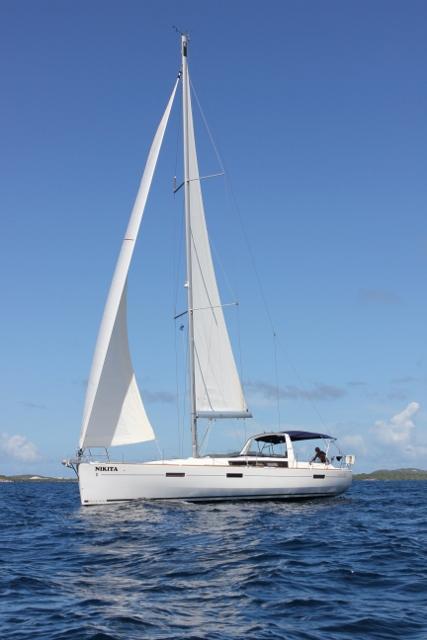 Oceanis 45 (Nikita)  - 2