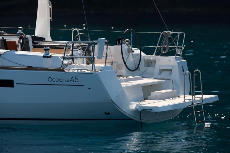 Oceanis 45 (Filomenae)  - 1